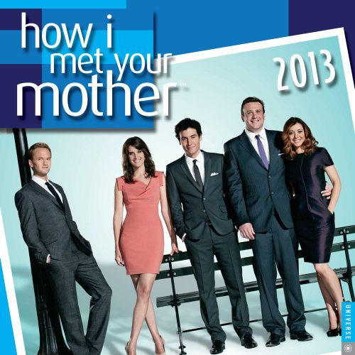 9780789325365: How I Met Your Mother 2013 Wall Calendar