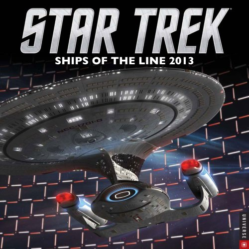 9780789325563: Star Trek: Ships of the Line