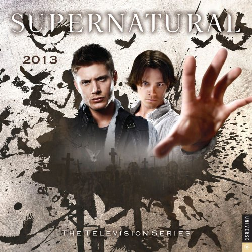 9780789325587: Supernatural 2013 Calendar: The Television Series