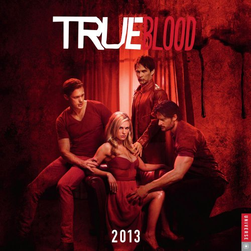 True Blood 2013 Wall Calendar: HBO