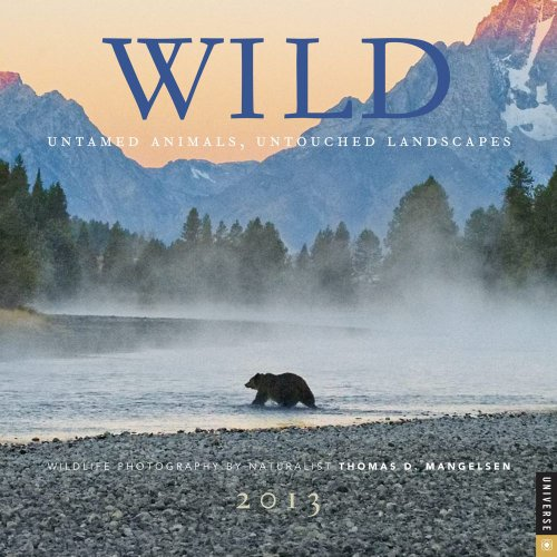 9780789325655: Wild 2013 Wall Calendar: Untamed Animals, Untouched Landscapes