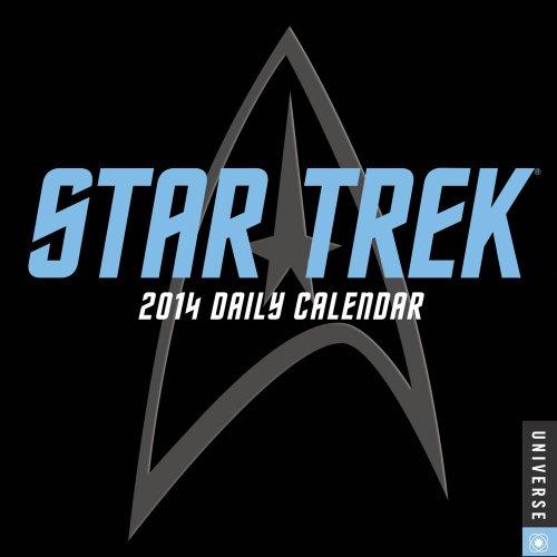9780789326133: Star Trek Daily 2014 Day-to-Day Calendar