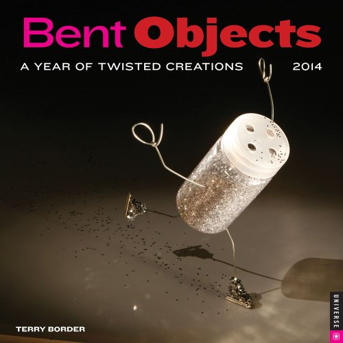 9780789326270: Bent Objects Wall Calendar: A Year of Twisted Creations