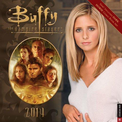 9780789326300: Buffy the Vampire Slayer 2014 Wall