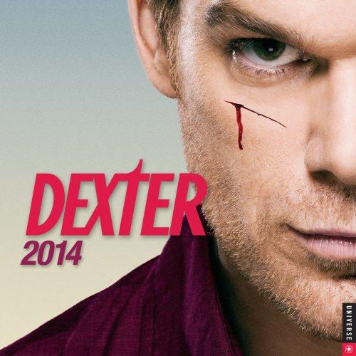 Dexter 2014 Wall Calendar: SHOWTIME