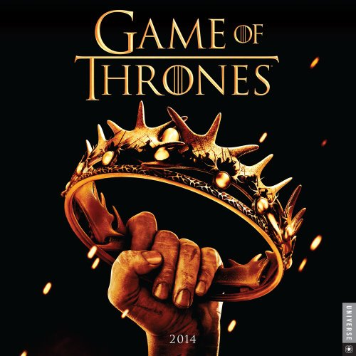 9780789326447: Game of Thrones 2014 Wall Calendar