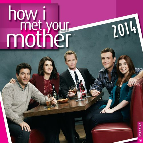 How I Met Your Mother 2014 Wall Calendar: 20th Century Fox