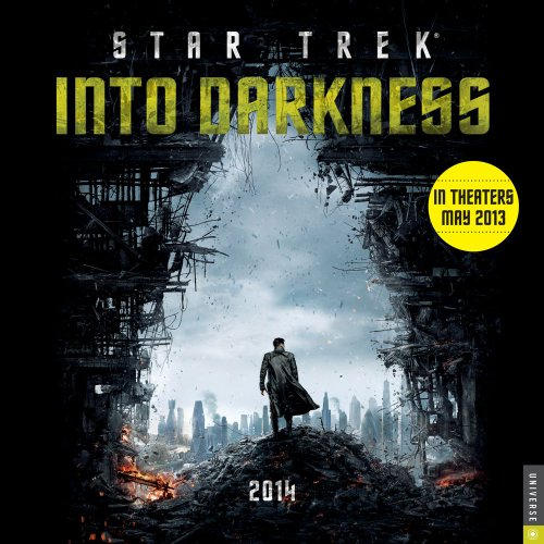Star Trek Into Darkness 2014 Wall Calendar: Cbs