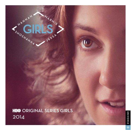 9780789326898: HBO's Girls 2014 Wall Calendar