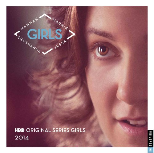 9780789326898: HBO's Girls 2014 Wall Calendar