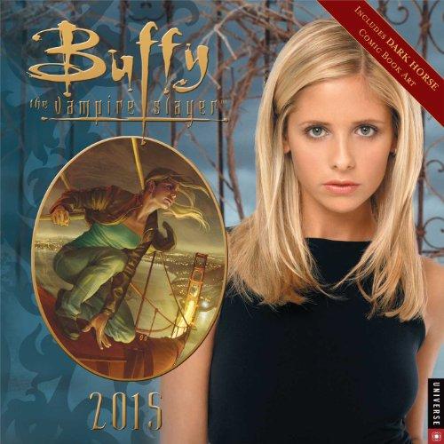 9780789328229: Buffy the Vampire Slayer Calendar
