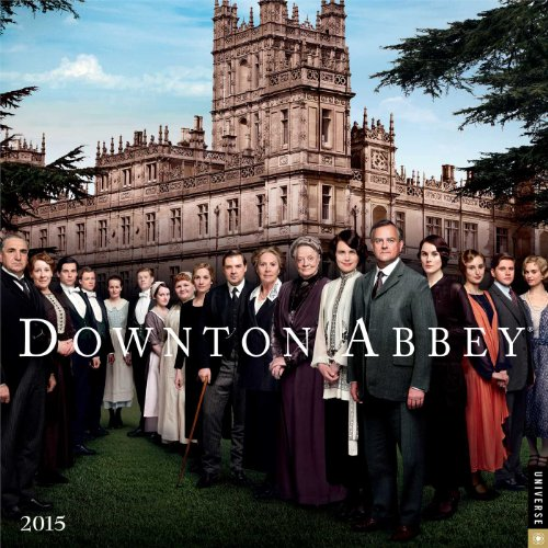 9780789328274: Downton Abbey 2015 Wall Calendar