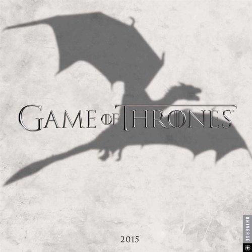 9780789328304: Game of Thrones 2015 Wall Calendar