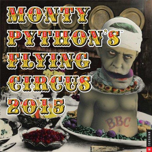 9780789328410: Monty Python's Flying Circus 2015 Calendar