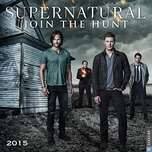 9780789328496: Supernatural 2015 Wall Calendar: Join the Hunt