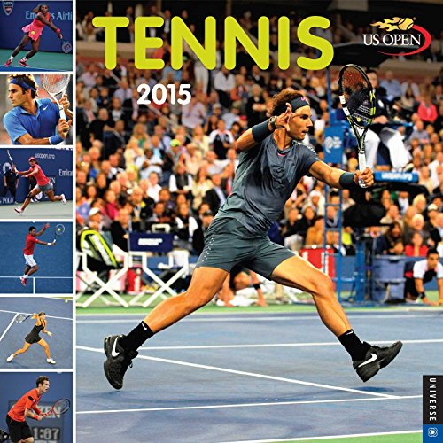 9780789328519: Tennis 2015 Calendar: The Official US Open Calendar