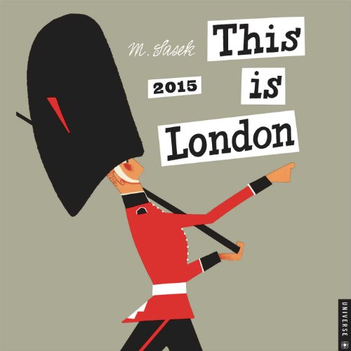 9780789328526: This is London 2015 Wall