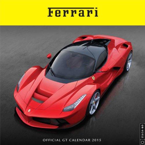 9780789328601: Ferrari 2015 Wall Calendar: Official GT Calendar