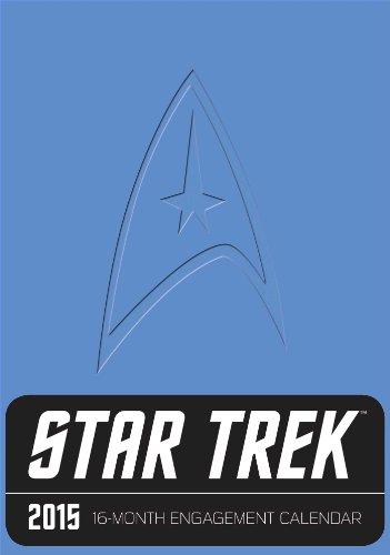 9780789328649: Star Trek 2015 Calendar