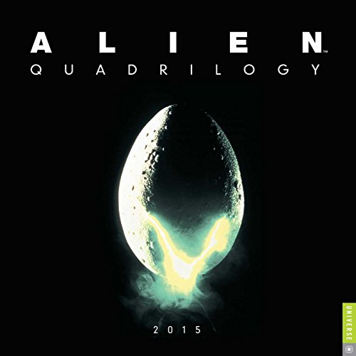9780789328656: Alien Quadrilogy 2015 Calendar