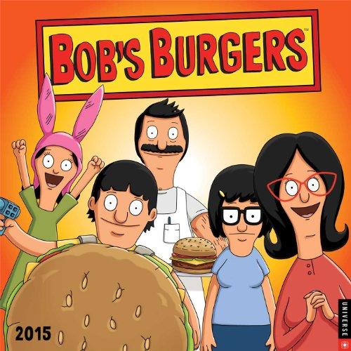 9780789328663: Bob's Burgers 2015 Wall Calendar