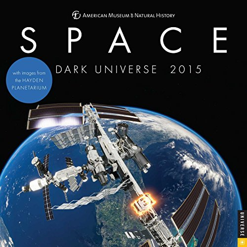 9780789328724: Space 2015 Wall Calendar: Dark Universe