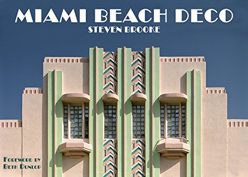 9780789329332: Miami Beach Deco