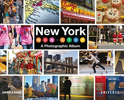9780789329400: New York Non-Stop: A Photographic Album