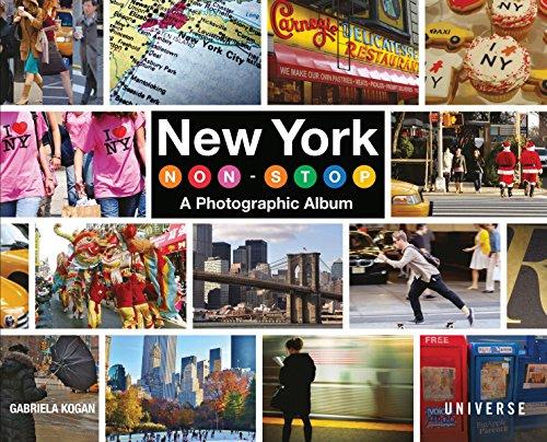 9780789329400: New York Non-Stop: A Photographic Album