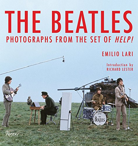 9780789329462: The Beatles: Help!: Photographs on Set