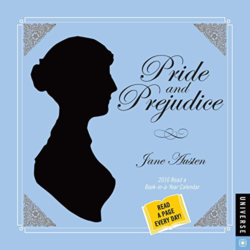 9780789329578: Pride and Prejudice 2016 Read a Book-in-a-Year Day-to-Day Calendar