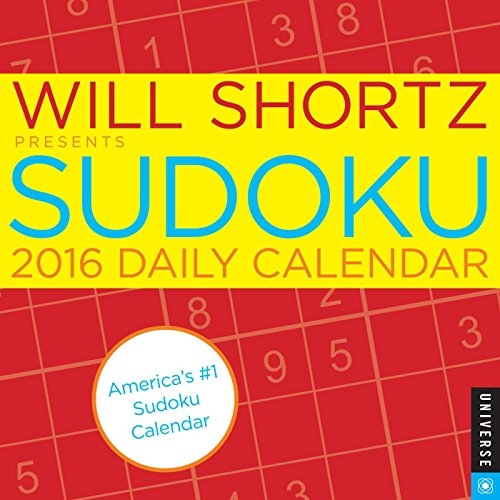 9780789329615: Will Shortz Presents Sudoku 2016 Calendar