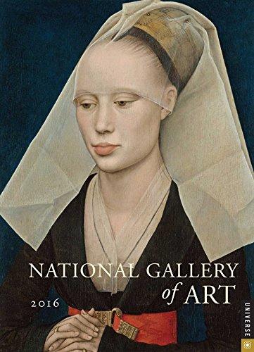 9780789329653: National Gallery of Art 2016 Engagement Calendar