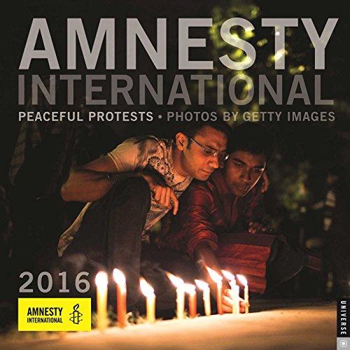 9780789329691: Amnesty International 2016 Calendar