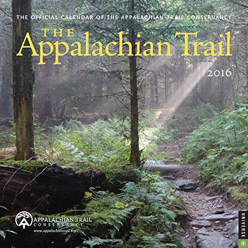 9780789329721: The Appalachian Trail 2016 Calendar