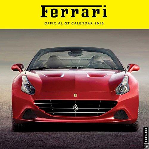 9780789329837: Ferrari 2016 Wall Calendar: Official GT Calendar