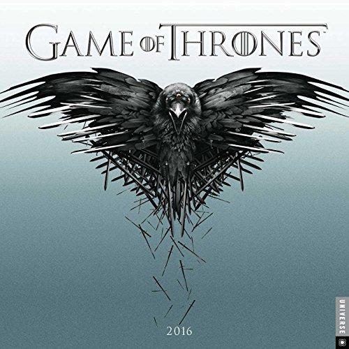 9780789329844: Game of Thrones 2016 Wall Calendar