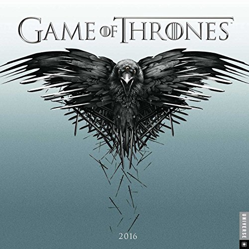 9780789329844: Game of Thrones 2016 Wall Calendar