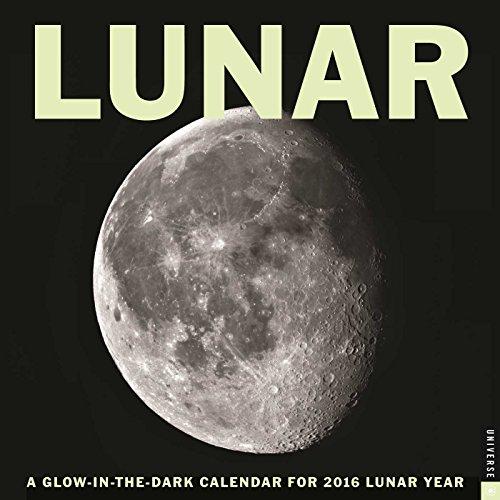 9780789329899: Lunar 2016 Wall Calendar