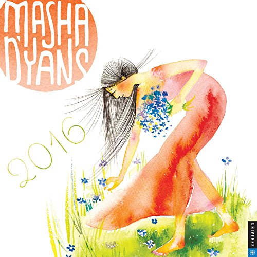 9780789329905: Masha D'yans 2016 Wall Calendar