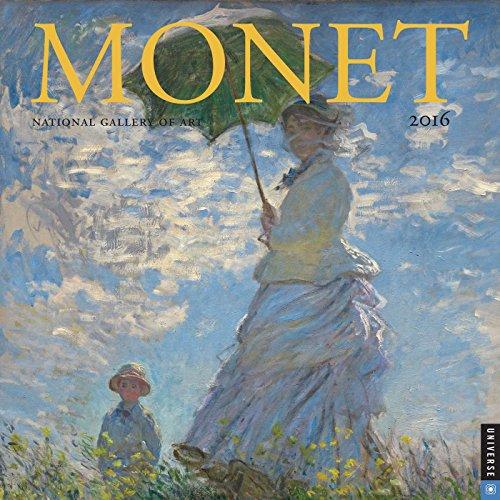 9780789329950: Monet 2016 Calendar