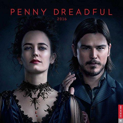 9780789329981: Penny Dreadful 2016 Wall Calendar