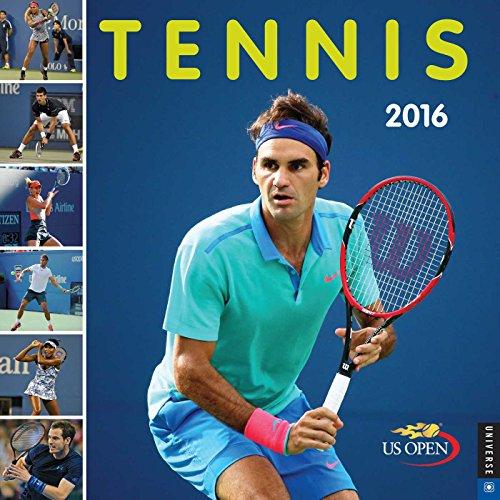 9780789330017: Tennis 2016 Wall Calendar: The Official US Open Calendar