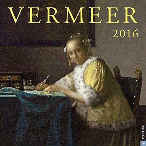 9780789330086: Vermeer 2016 Wall Calendar