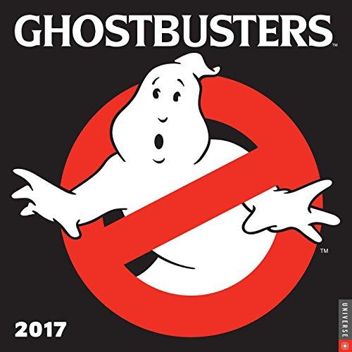 Ghostbusters 2017 Wall Calendar