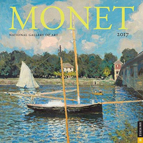 9780789331892: Monet 2017 Wall Calendar