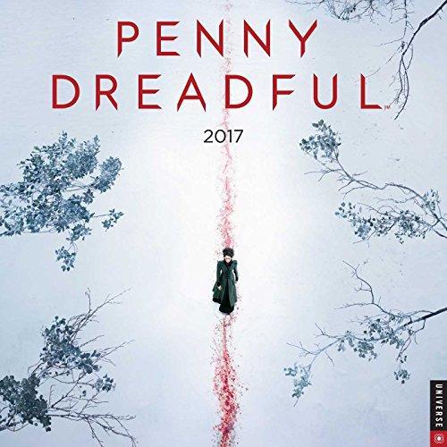 9780789331915: Penny Dreadful 2017 Wall Calendar