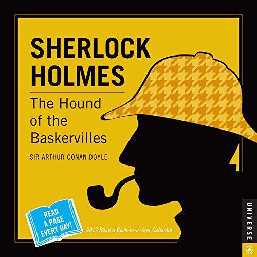 9780789332141: Sherlock Holmes Read a Book-in-a-Year 2017 Desk Calendar