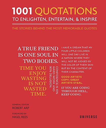 9780789332530: 1001 Quotations to Enlighten, Entertain, and Inspire