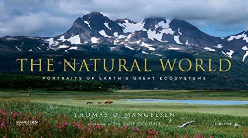 THE NATURAL WORLD: MANGELSEN T. D.